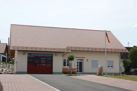 Muttershofen Feuerwehrhaus