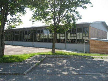 Sporthalle Hohenau