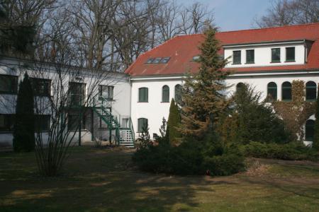 Ansicht Wohnheim am Park