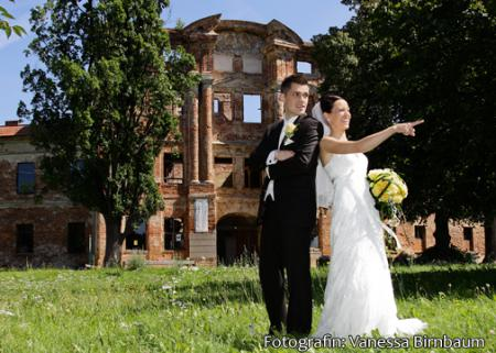 Heiraten in der Schlossruine