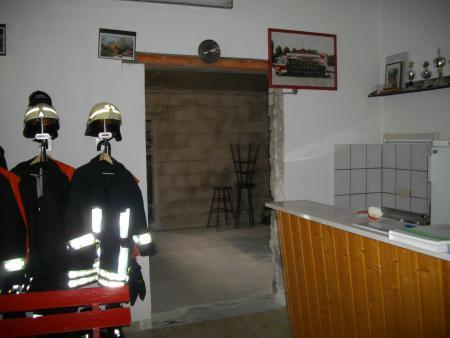 2011 Umbau Wache, Maurerarbeiten 12