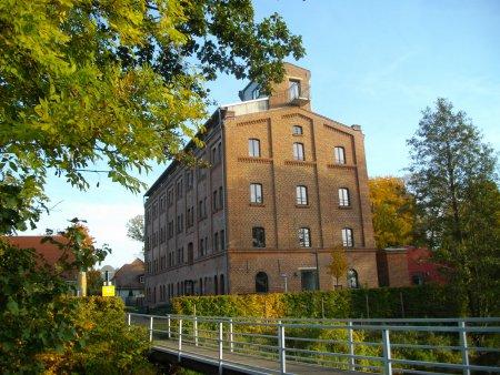 Mühle im Herbst