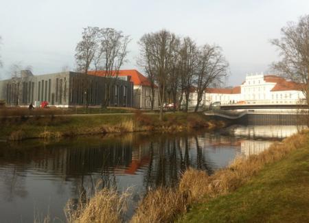 Bibliothek, Havel, Schloß