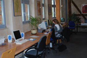 Internetarbeitsplätze