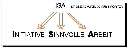 ISA - INITIATIVE SINNVOLLE ARBEIT