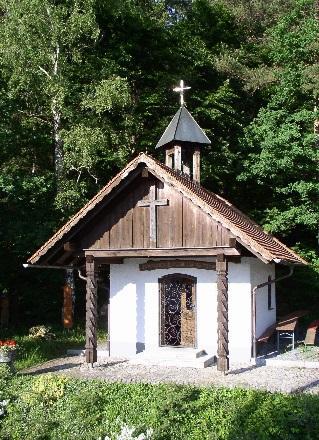 Kapelle außen