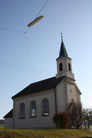 Muttershofen Kapelle Mariä Heimsuchung