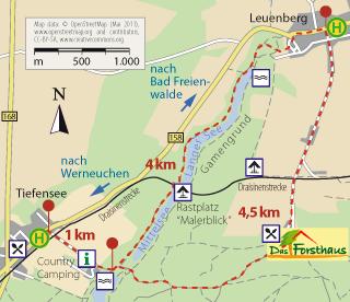Forsthaus Leuenberg -Die Wanderstation-