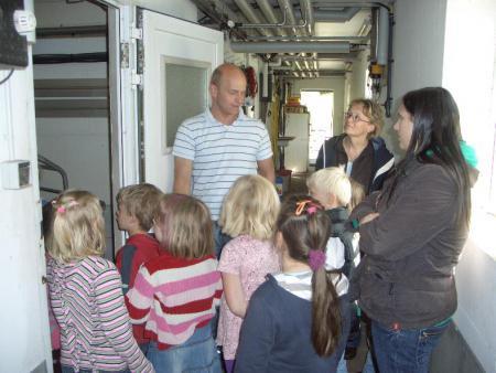 Kindergartenbesichtigung