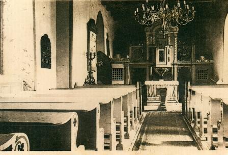 Kirche Altar bis 1961_1
