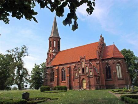 Kirche Brenz