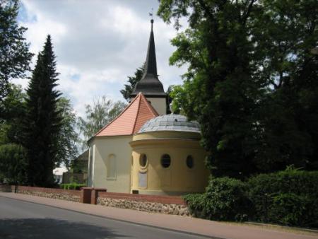Kirche Fredersdorf