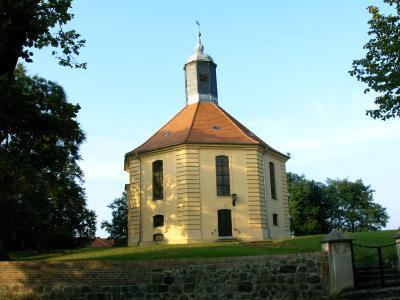 Kirche Golzow