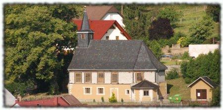 Hirschendorf - Kirche
