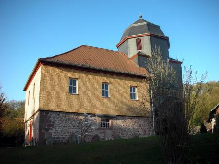 Kirche Meckbach