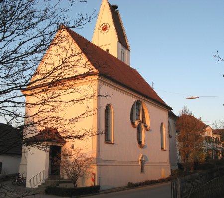 Schönebach Kirche