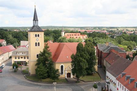 Kirche St. Nicolei Jessen