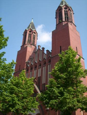 Katholische Pfarrei Luckenwalde