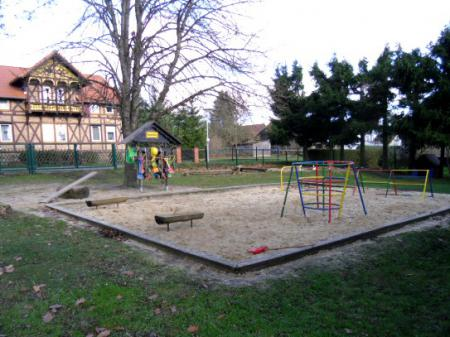 Kita Hasenland - Spielplatz