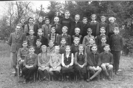 Klasse 7 1953