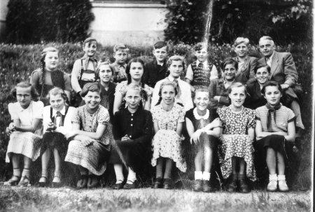Klasse 8 1953