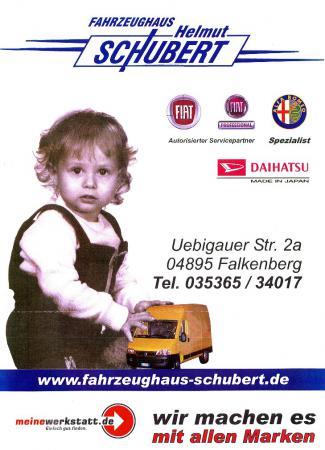 Fahrzeughaus Schubert