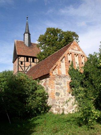 Kleinower Kirche