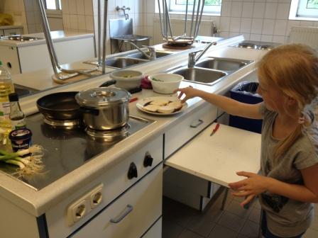 Kochen für Anders-Esser
