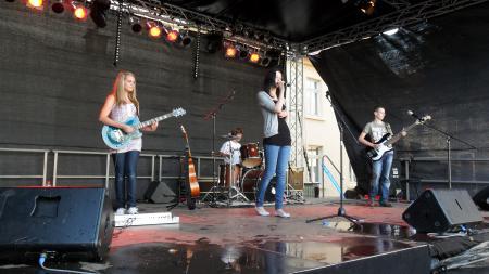 Konzert der Musikschule Bernburg e.V. am 21.06.2011