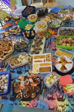 Fasching 2014 Buffet