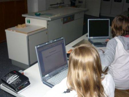 Computer - Schülerzeitung