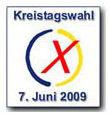 Kreistagswahl 2009