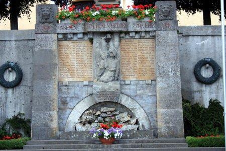 Ziemetshausen Kriegerdenkmal
