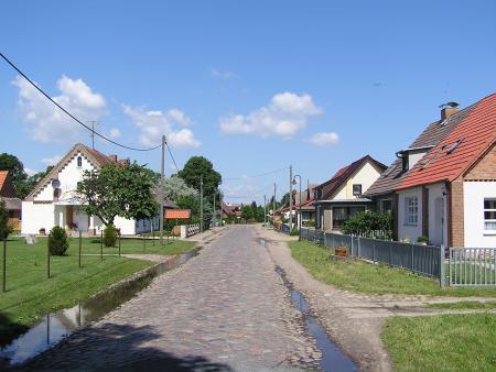 Ortsteil Kritzow