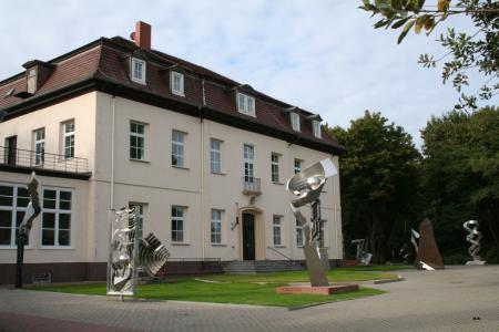 Bildhauer Volkmaar Hasse