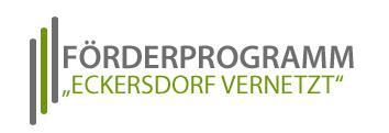 Förderprogramm Eckersdorf vernetzt