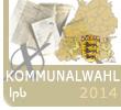 Logo Kommunalwahl 2014