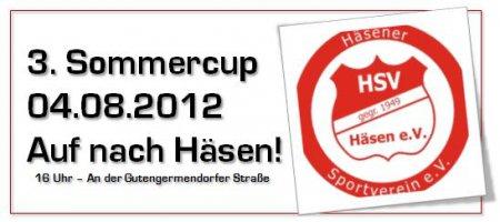 3. Sommercup in Häsen