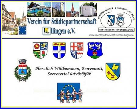 Logo Städtepartnerschaftsverein