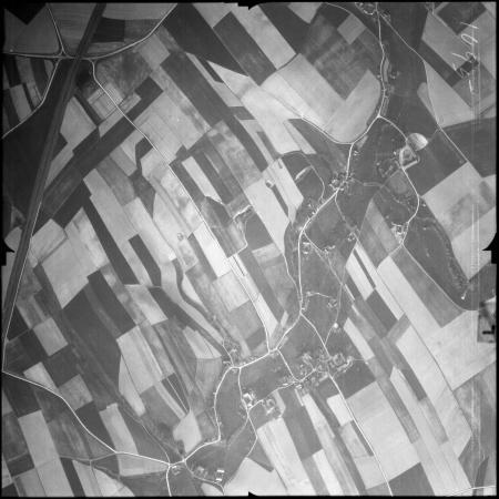 Luftbild 1945