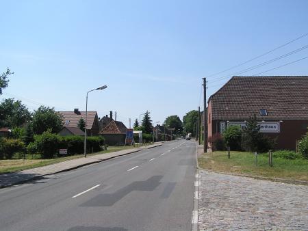 Lutheran an der Bundesstraße 191