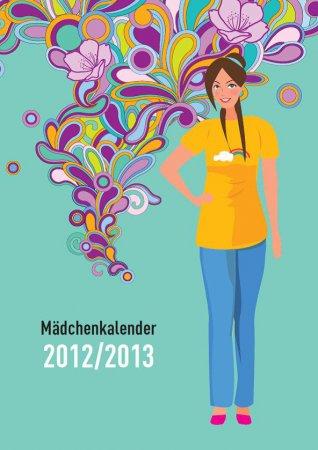 Ab sofort gibt es bei uns die neuen Mädchenkalender für 5 € zu kaufen. :)