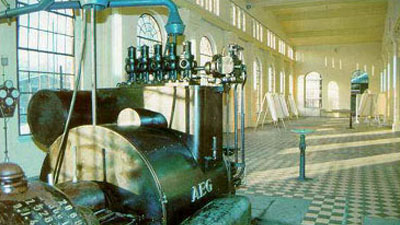 Technisches DenkmalBrikettfabrik Louise Domsdorf  3