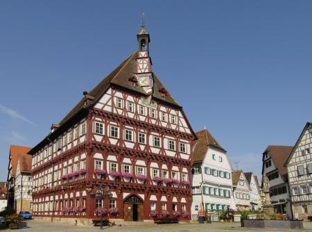 Markgröningen Rathaus