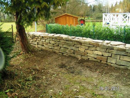 Beton- & Bruchsteinarbeiten 13