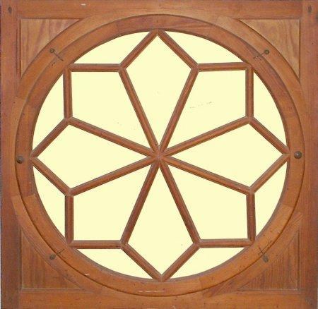 Fenster für den Denkmalschutz