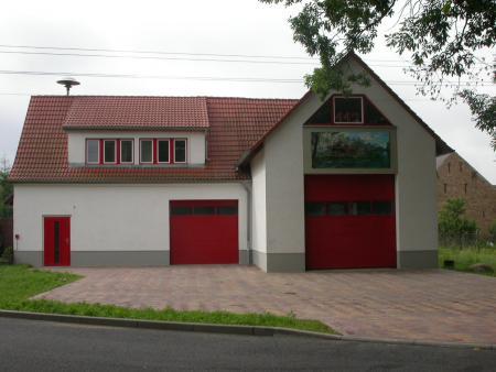 Feuerwehrgerätehaus Gemeinde Mixdorf