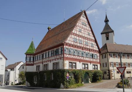 Münchingen Rathaus