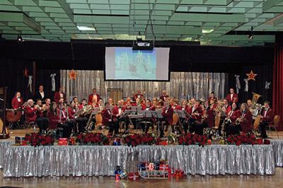 Musikabteilung der Sport Union Nieder - Florstadt (1)