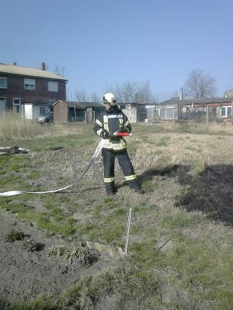 Ödlandbrand 13.03.14